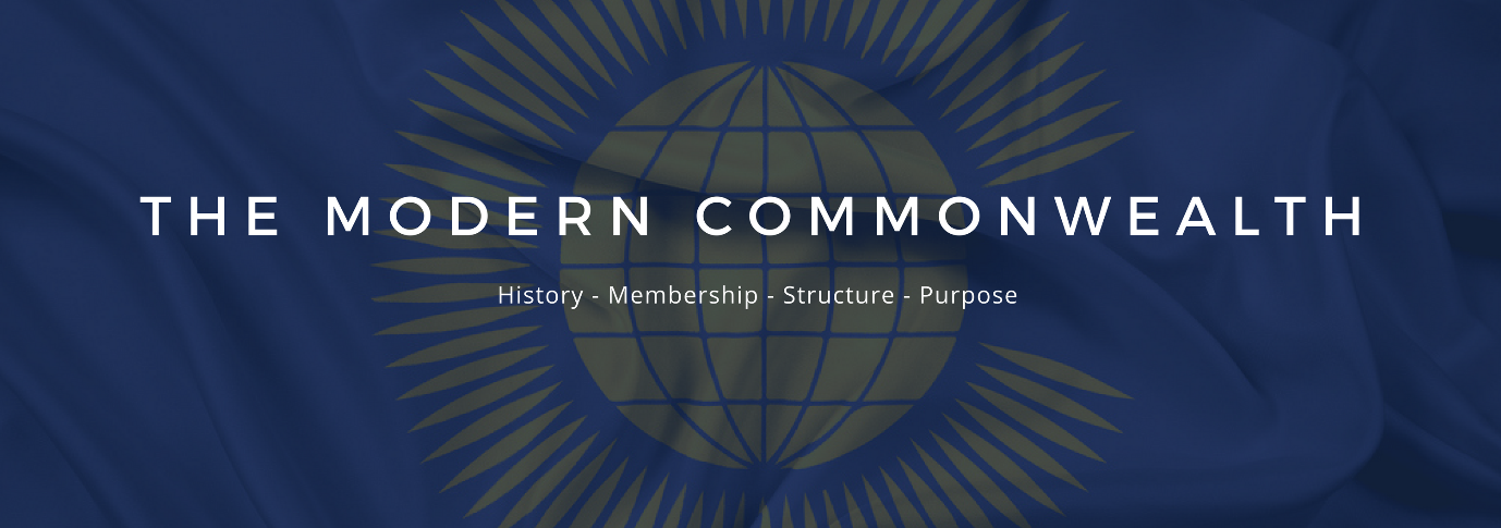 The Modern Commonwealth banner